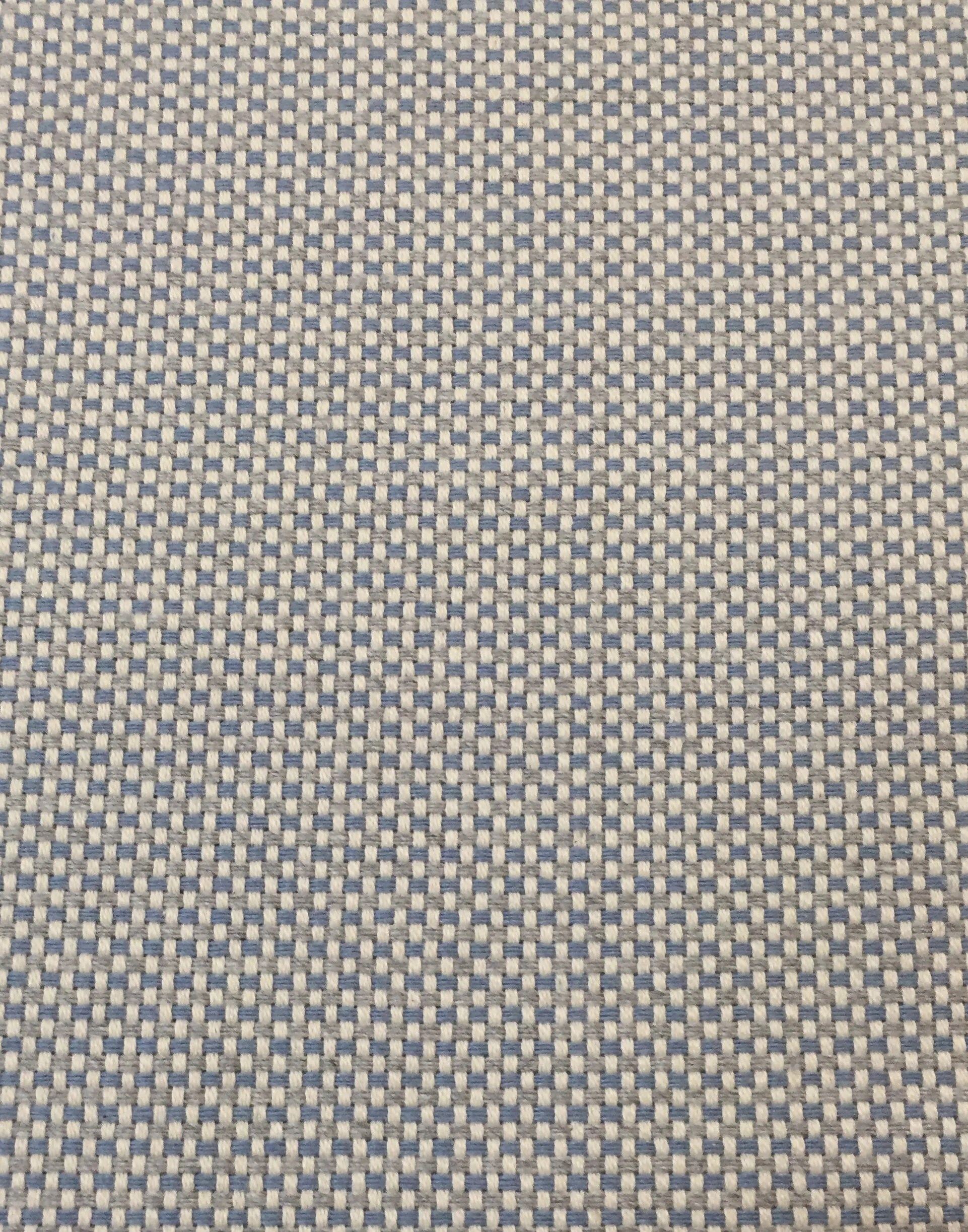 Sofa Fabric Samples Small Baby Blue And White Woven Upholstery Fabric By The Yard