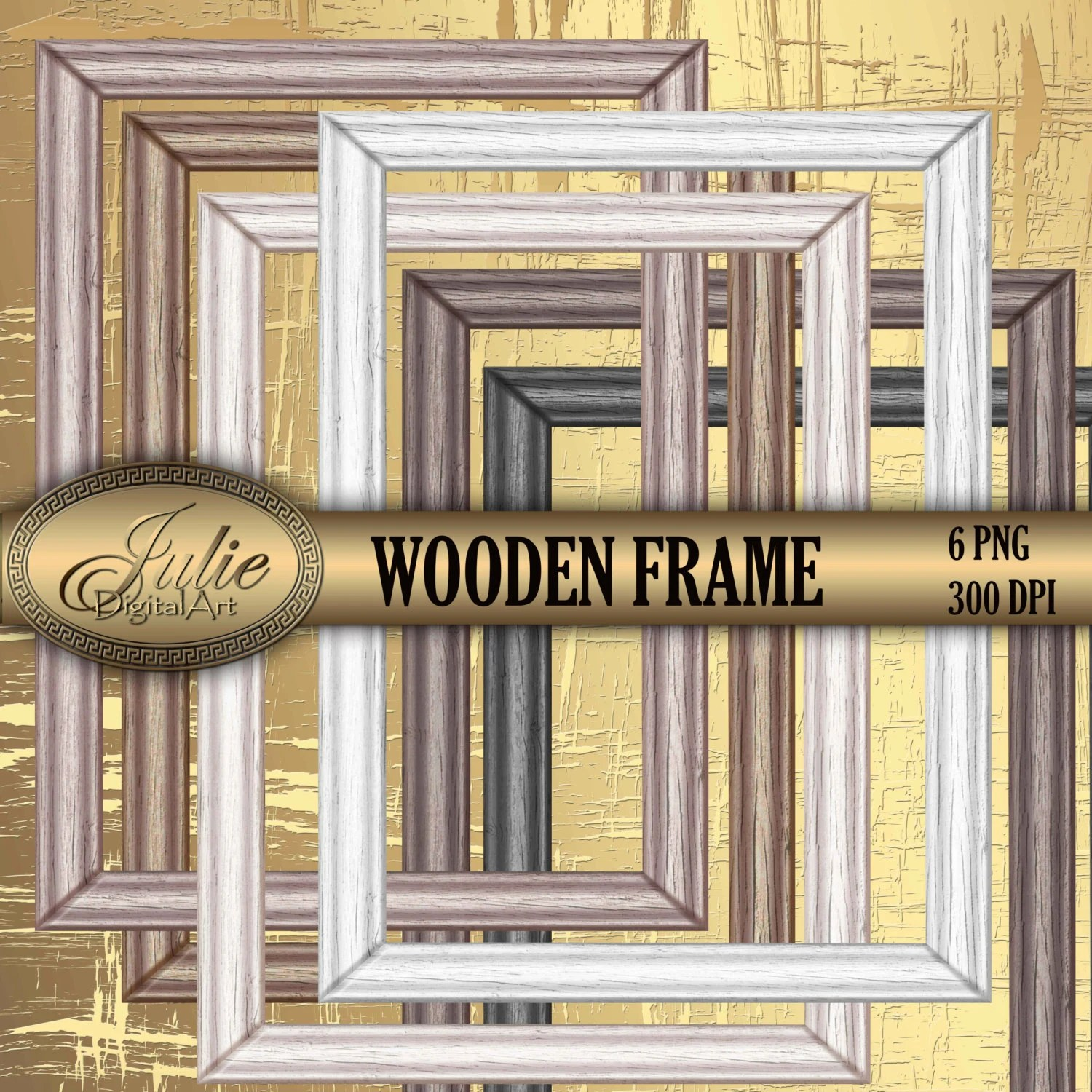Rustic Picture Frames Png Frame Clipart Clip Picture Frame Wood Frames Png Frame Clip Art Rustic Wood Frame Digital Picture Frames Brown Black White Printable Frame