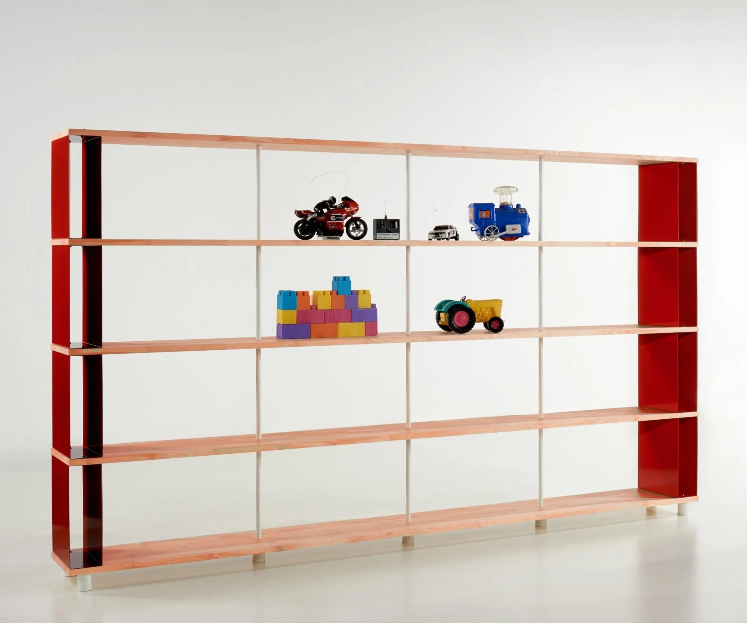 Bücherregal Modular Modular Bookcase Skaffa Wood Solid Wood Bücherregal Massiv Holz étagère H 171