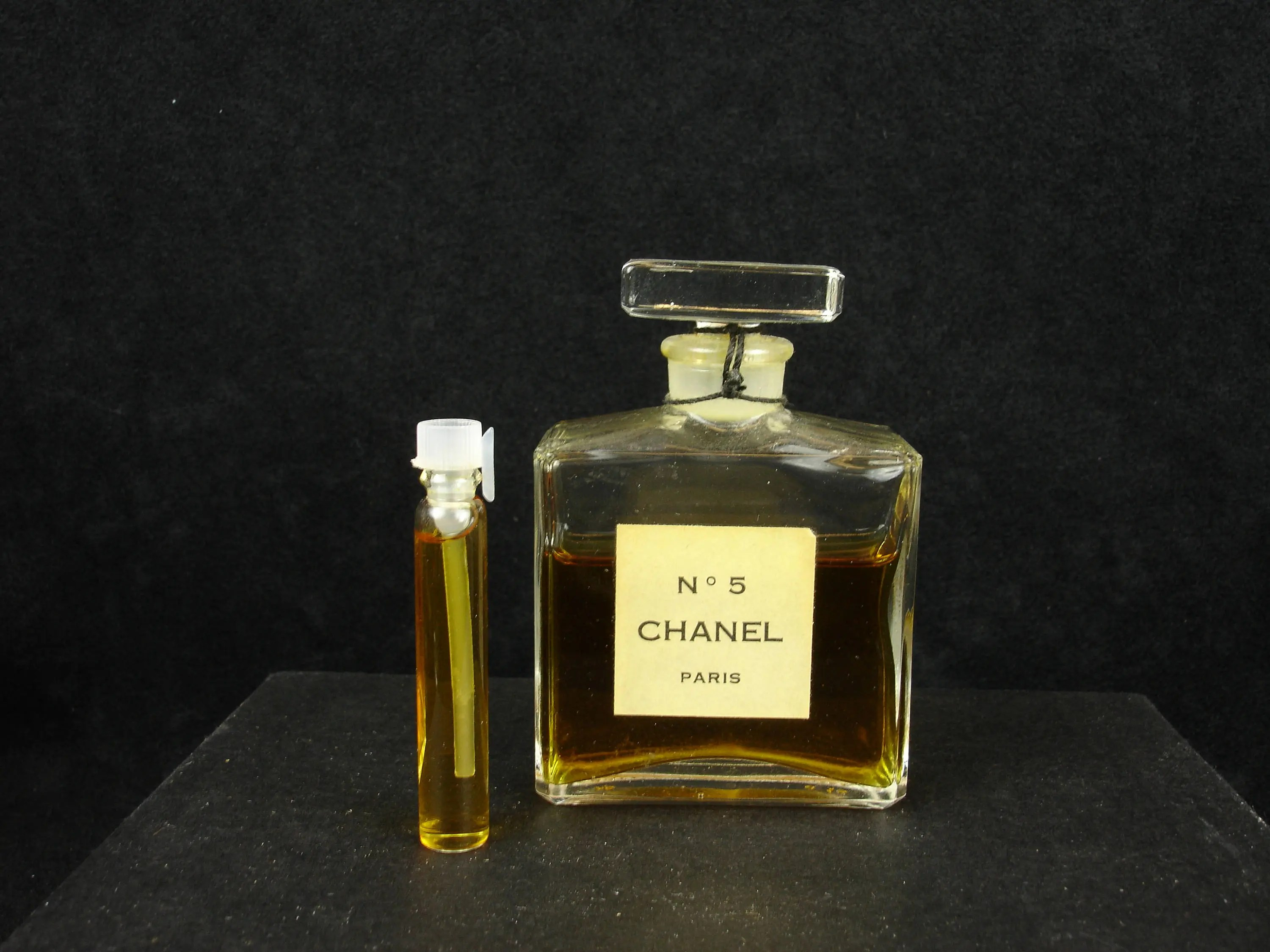 Parfum Diamantform Vintage 1970 S Chanel No 5 Eau De Parfum Rare Perfume For Women Discontinued Perfume Old Formula Perfume Vintage Gift Idea