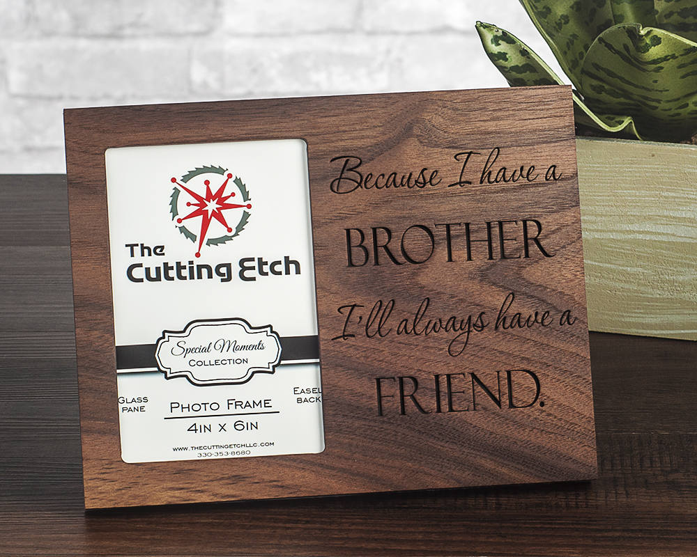 Showy Bror Amazon Personalized Bror Gift Bror Frames Bror Diy Gifts Him Gifts gifts Gifts For Brother