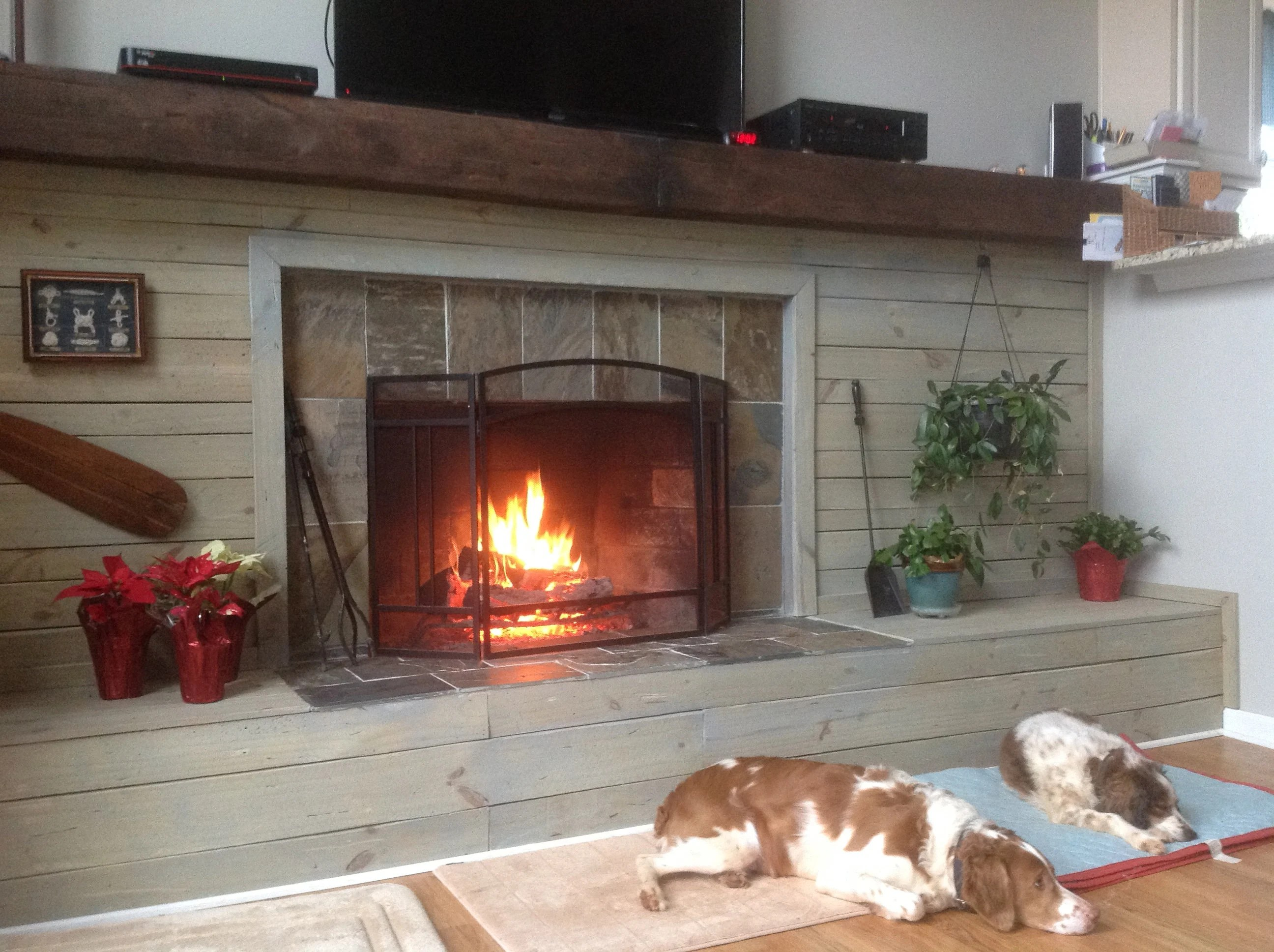 Fireplace Beams Fireplace Mantel Barn Beam Style Hand Constructed From Reclaimed Pine Wood