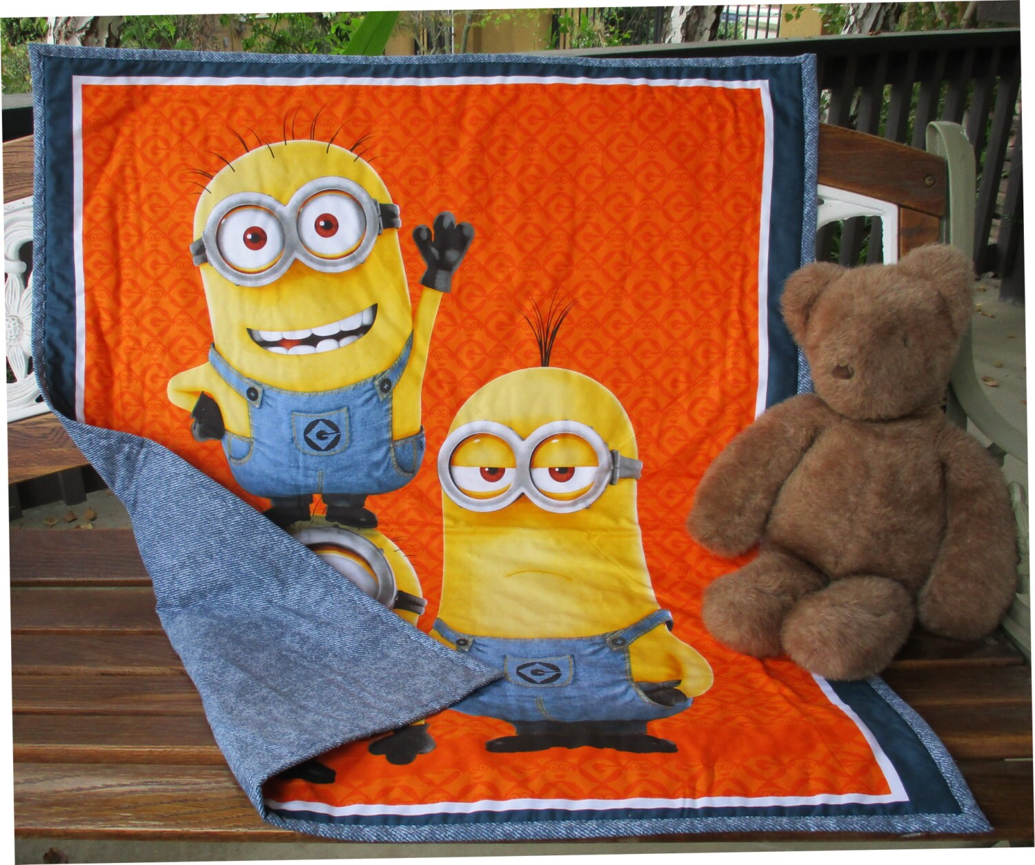 Minion Bettwäsche Real New Despicable Me Minions Trio 35