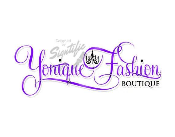 Boutique Logos - Signtific Designs