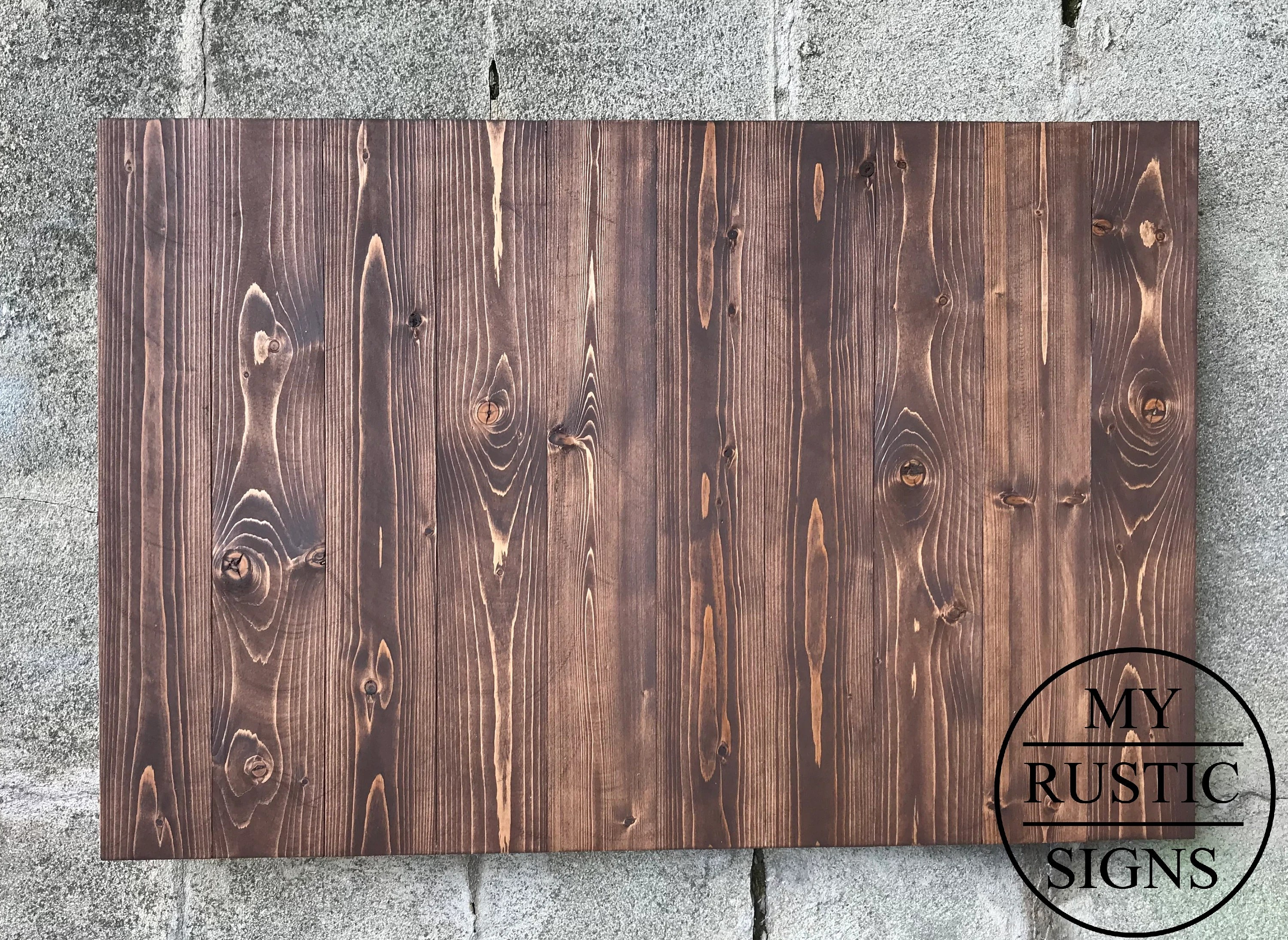 48 X48 Handmade In The Usa Pallet Wood Sign Blank Rustic Wall Plank Panels Wedding Sign 12 X12 Talkingbread Co Il