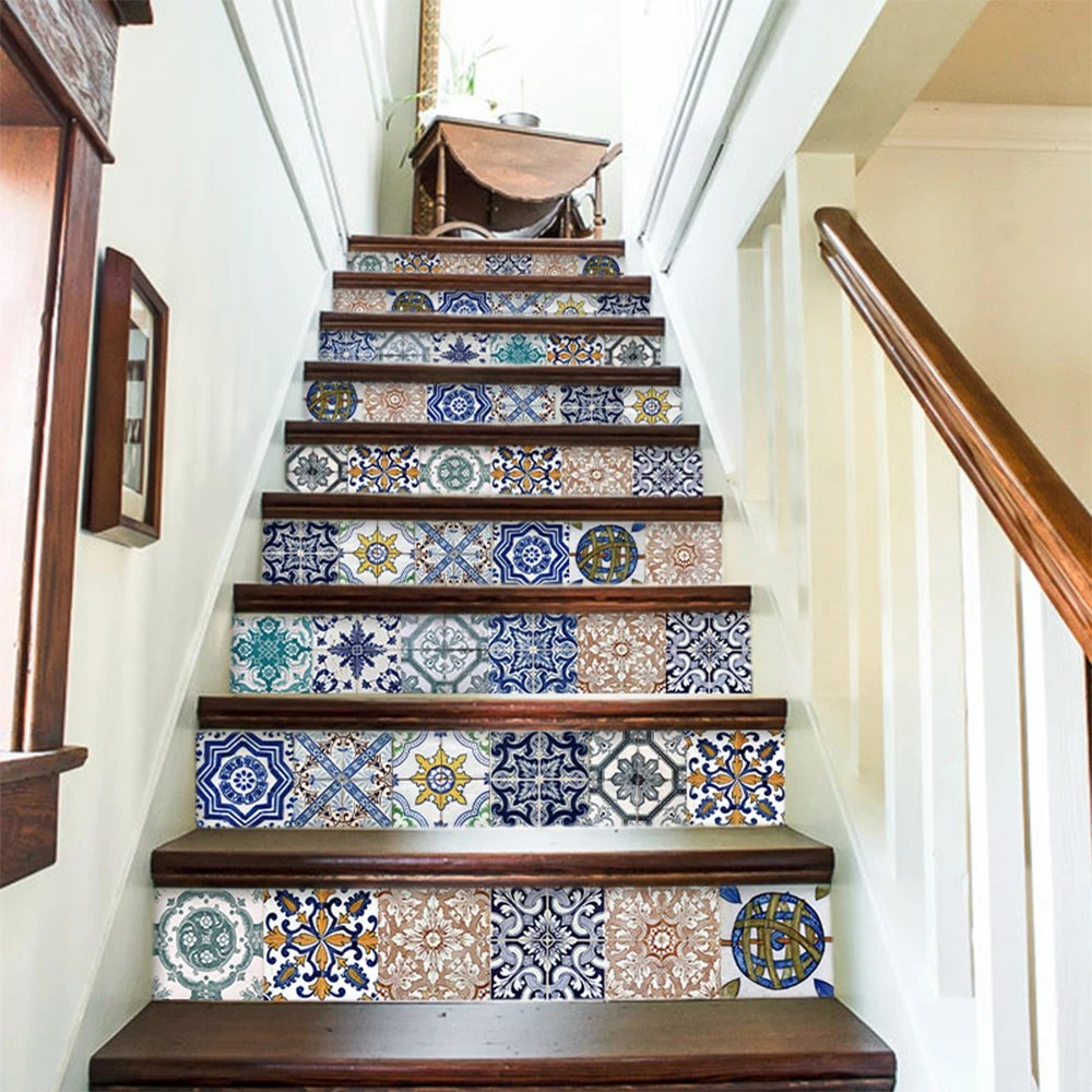 Etsy Carrelage Adhésif Tile Decal Tile Stickers Carrelage Adhésif Tile Decals Fliesenaufkleber Stair Stickers Stickers Escalier Tiles Pack Of 30 Sku Ahat