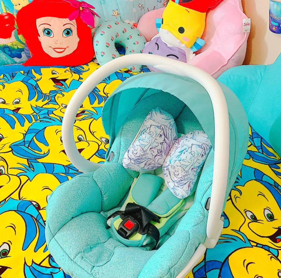 Infant Car Seat Nz Little Mermaid Infant Head Support Torticollis Positional