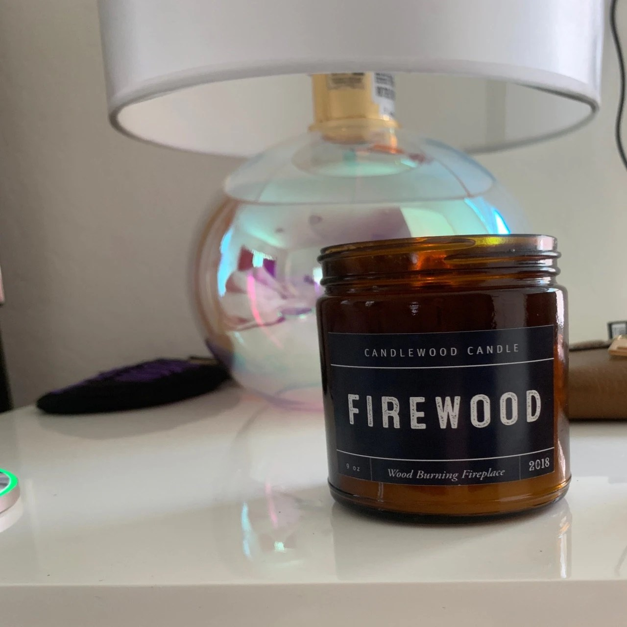 Fireplace Fragrance Oil Firewood Crackling Wood Fire Wood Burning Soy Wax Fireplace