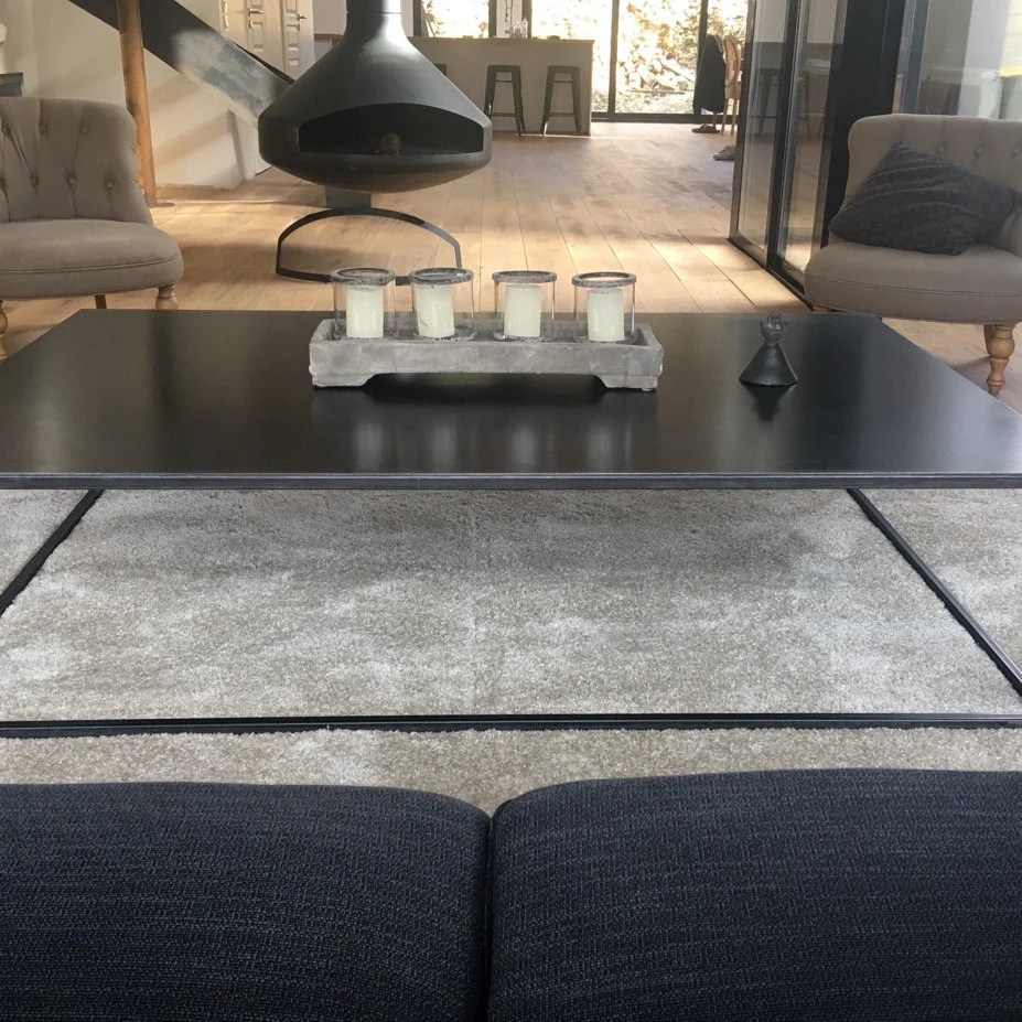 Table Basse Tres Basse Coffee Table Xxl