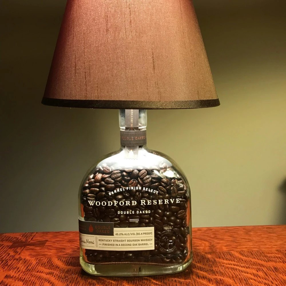 Jack Daniels Bettwäsche Jack Daniel S Bourbon Bottle Lamp Etsy