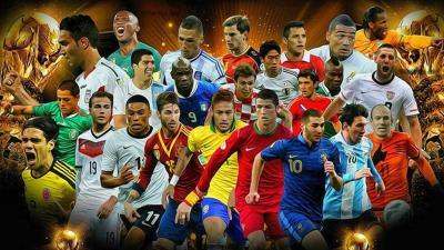 Dünya Kupası'nın en iyi 11'ine Latin Amerikalı futbolcular damgasını vurdu - Dünya Kupası 2014 ...