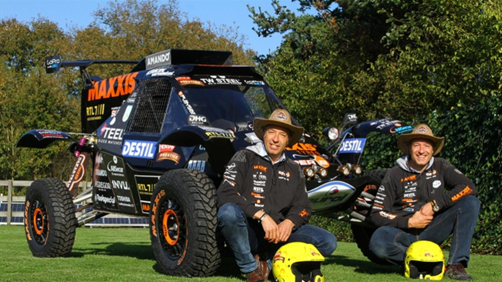 Tom Coronel Tom Coronel Returns To Le Dakar 2015 Wtcr Eurosport