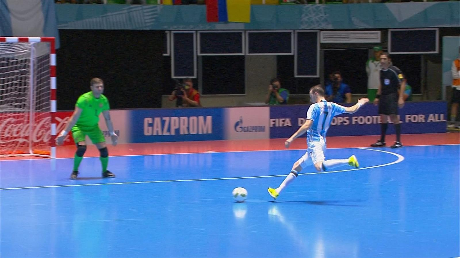3d Golf Wallpaper For The Home Video Argentina Overcome Russia To Claim Futsal World