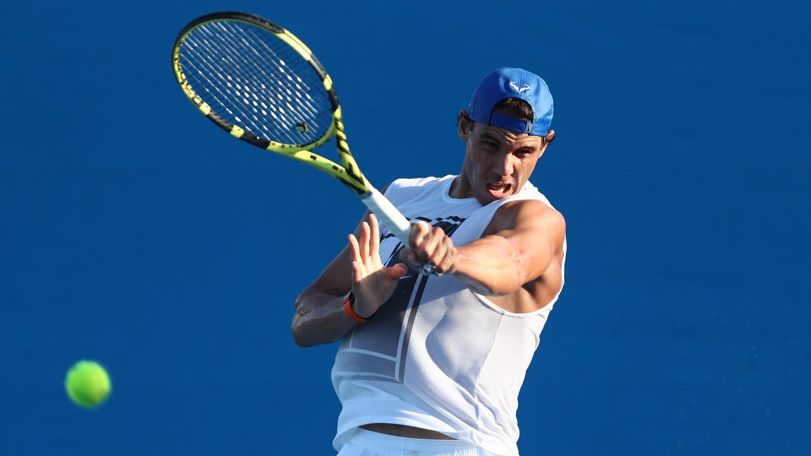 Tennis News Rafael Nadal Withdraws From Atp Brisbane Due