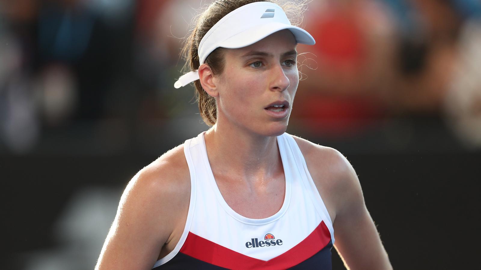 Tennis News Johanna Konta Beaten By Ajla Tomljanovic At