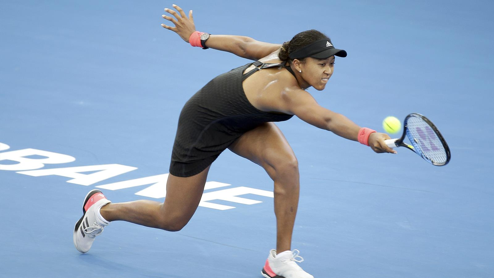 Naomi Osaka Crashes Out To Lesia Tsurenko In Brisbane