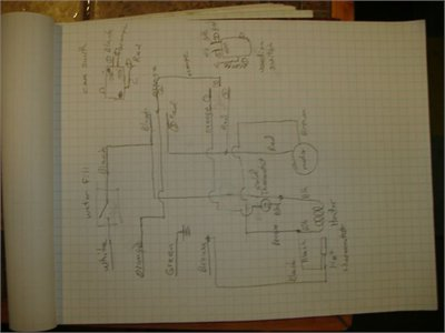 SOLVED Im in need of a wiring diagram for a Kenmore Side - Fixya