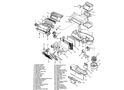 2000 Buick Century Engine Diagram Index listing of wiring diagrams