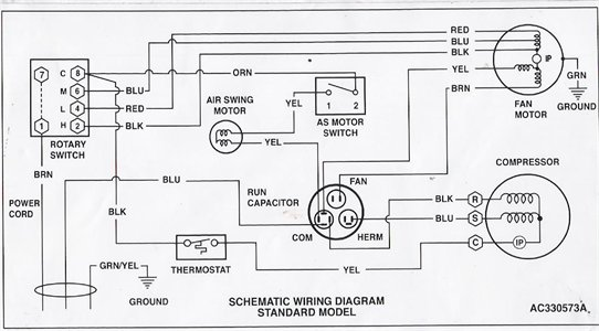 dual run capacitor wiring diagram car tuning