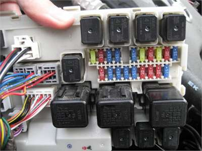 06 Nissan Maxima Fuse Box - Wiring Data Diagram