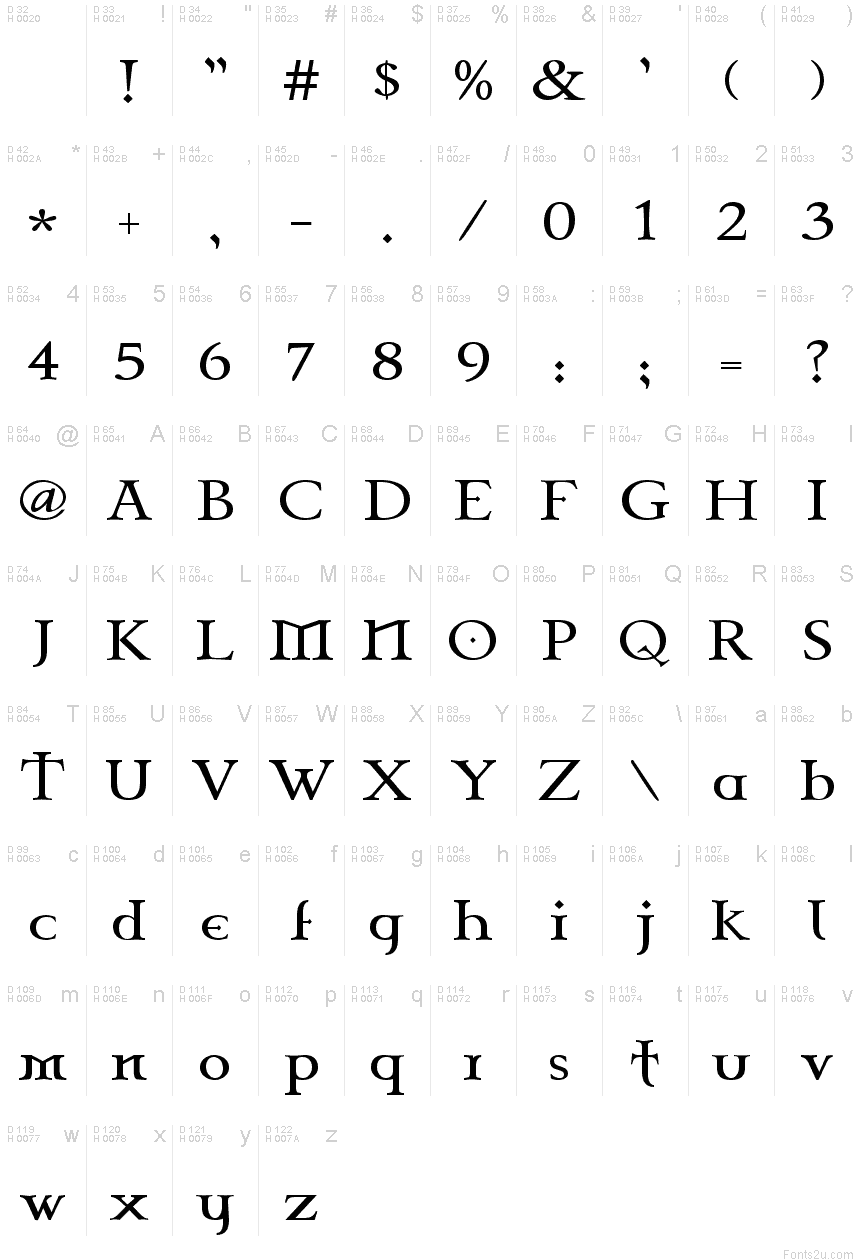 garamond download