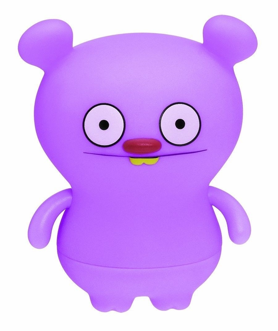 My Junior Miyo Ebay Details About Uglydoll Series 2 Trunko Purple Action Figure
