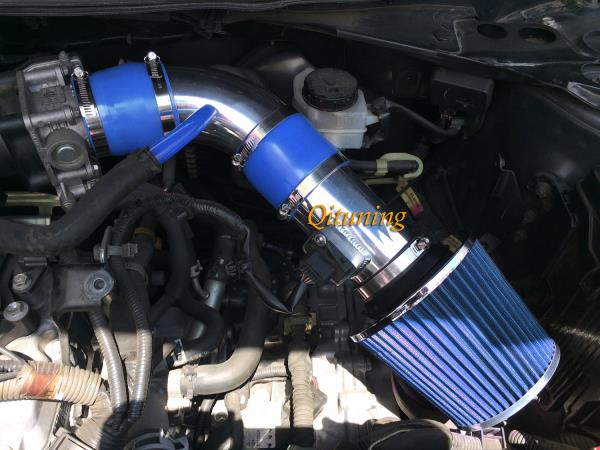 Details about Blue 2PC Air Intake System Kit Filter For 2007-2012 Nissan  Altima 25L L4