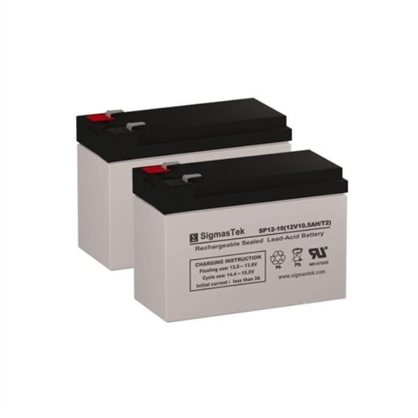 Schwinn S350 Battery Kit, Also Fits S180, S400, Missile FS, and S500