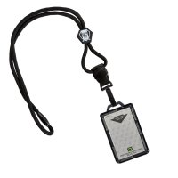 Specialist ID Heavy Duty Lanyard with 13.56MHz RFID Block ...