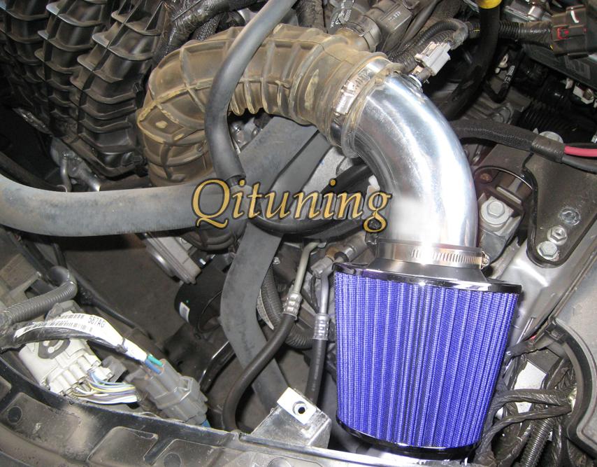 Black Blue for 2007-2010 Dodge Avenger 24L L4 Air Intake System Kit