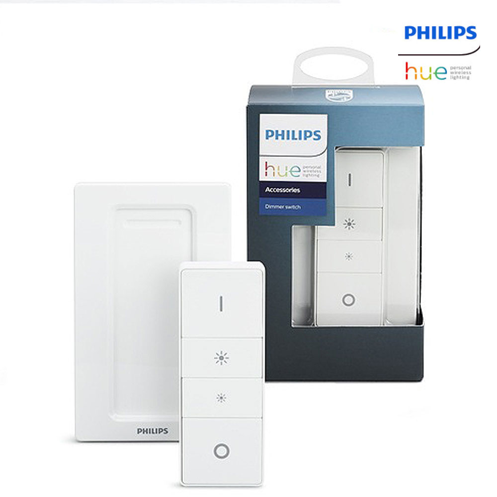 Philips Wireless Led Lights Details About Philips Hue Dimmer Switch Smart Wireless Led Lighting Remote Control