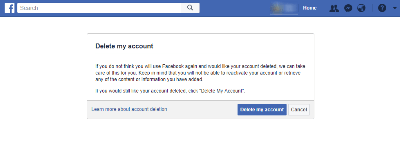 How to delete facebook account permanently youtube ltt how to delete a facebook account how to delete a facebook account ccuart Choice Image