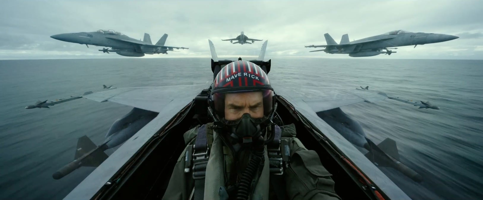 Top Gun Maverick Trailer Wonders Why Tom Cruise S Fighter Pilot Is Stuck In Life San Diego Comic Con 2019 Entertainment News