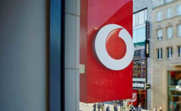 Vodafone Says First Half Loss Doubled on India Woes