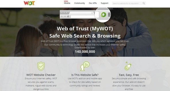 Popular Browser Add-On WoT Pulled After Being Caught Selling Browsing Histories