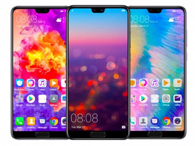 Iphone X Gold Wallpaper Huawei P20 Price Specifications Features Comparison