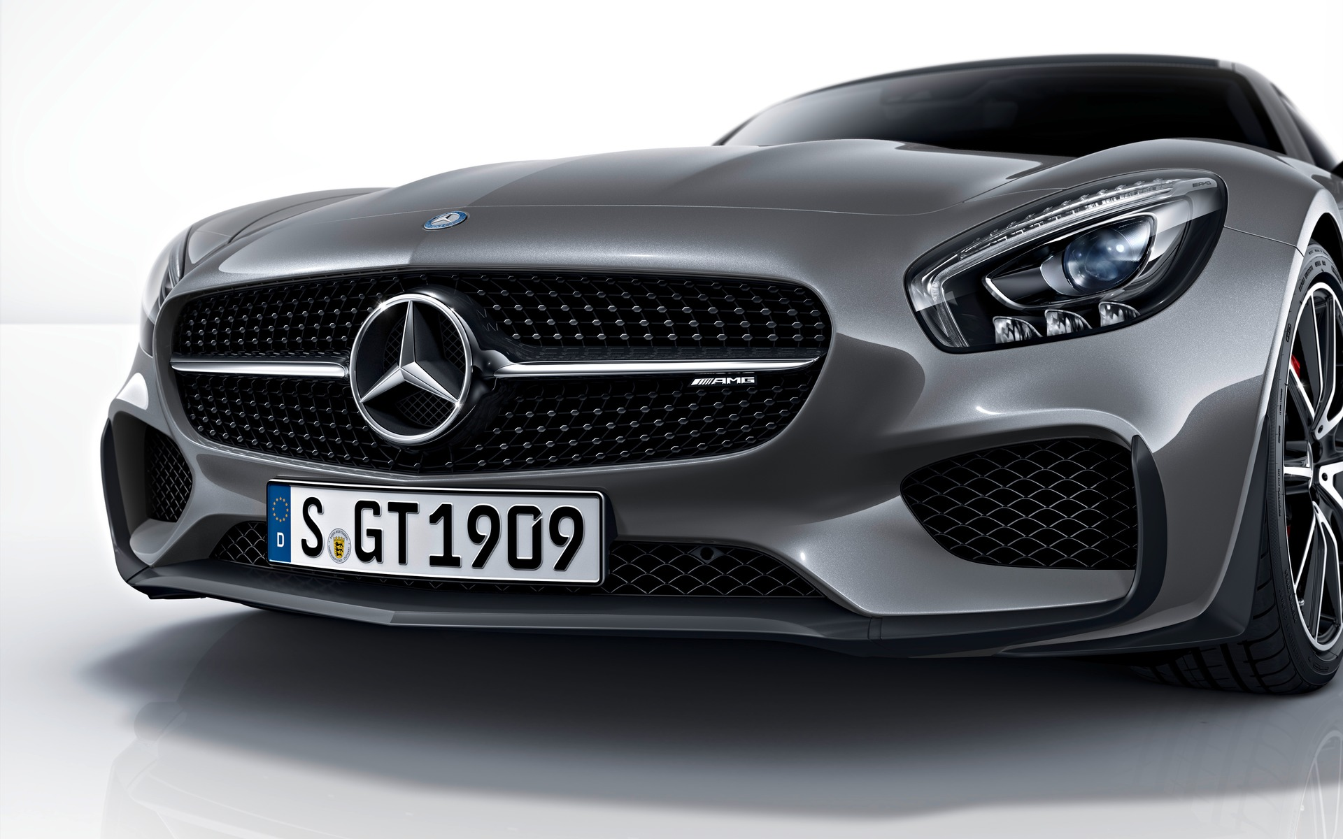 Mercedes Amg Mercedes Amg Gt S Edition 1 With Just 30 Units Who Are The Lucky