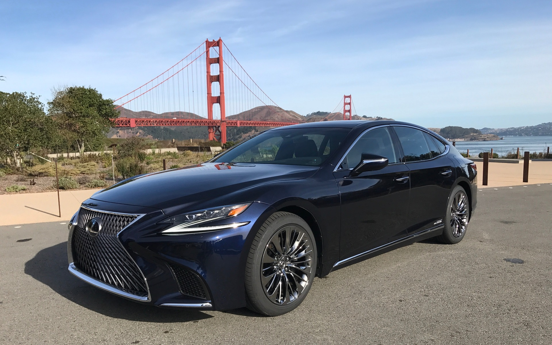 German Car Wallpaper 2018 Lexus Ls 500 More Refined And More Dynamic The Car