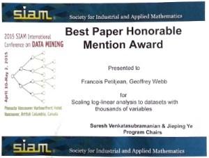 SDM-award