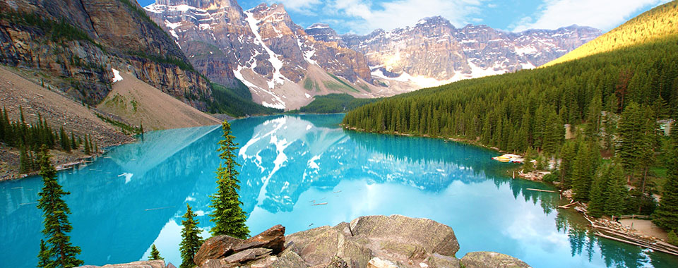 Free Fall Bc Nature Wallpaper Canadian Rockies Tours Glacier National Park Collette