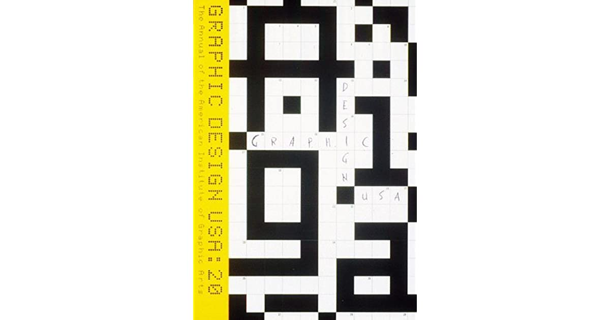 Graphic Design USA The Annual of the American Institute of Graphic