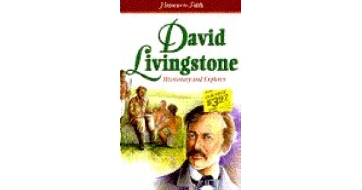 David Livingstone by Sam Wellman