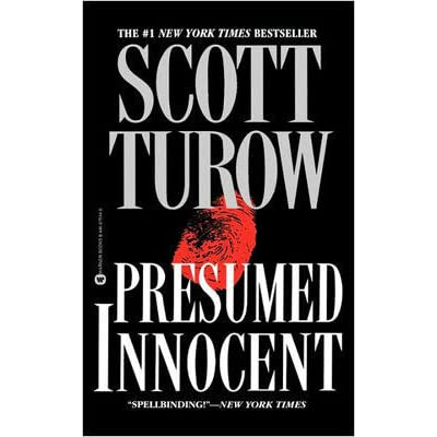 Presumed Innocent Author ophion - Presumed Innocent Author