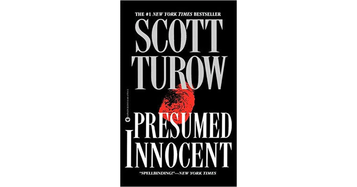 Ebookwormy1 (Chicago, IL)\u0027s review of Presumed Innocent