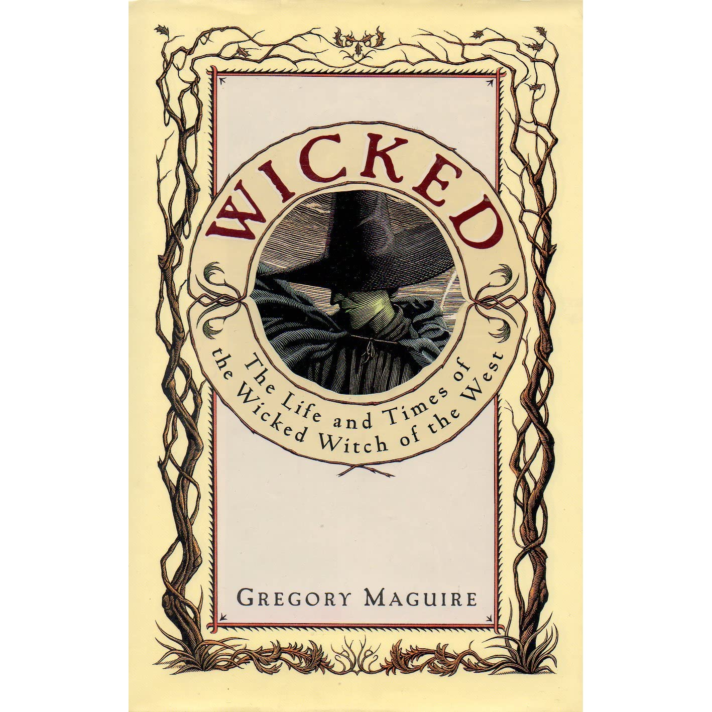 Wicked Libro Wicked The Life And Times Of The Wicked Witch Of The West By
