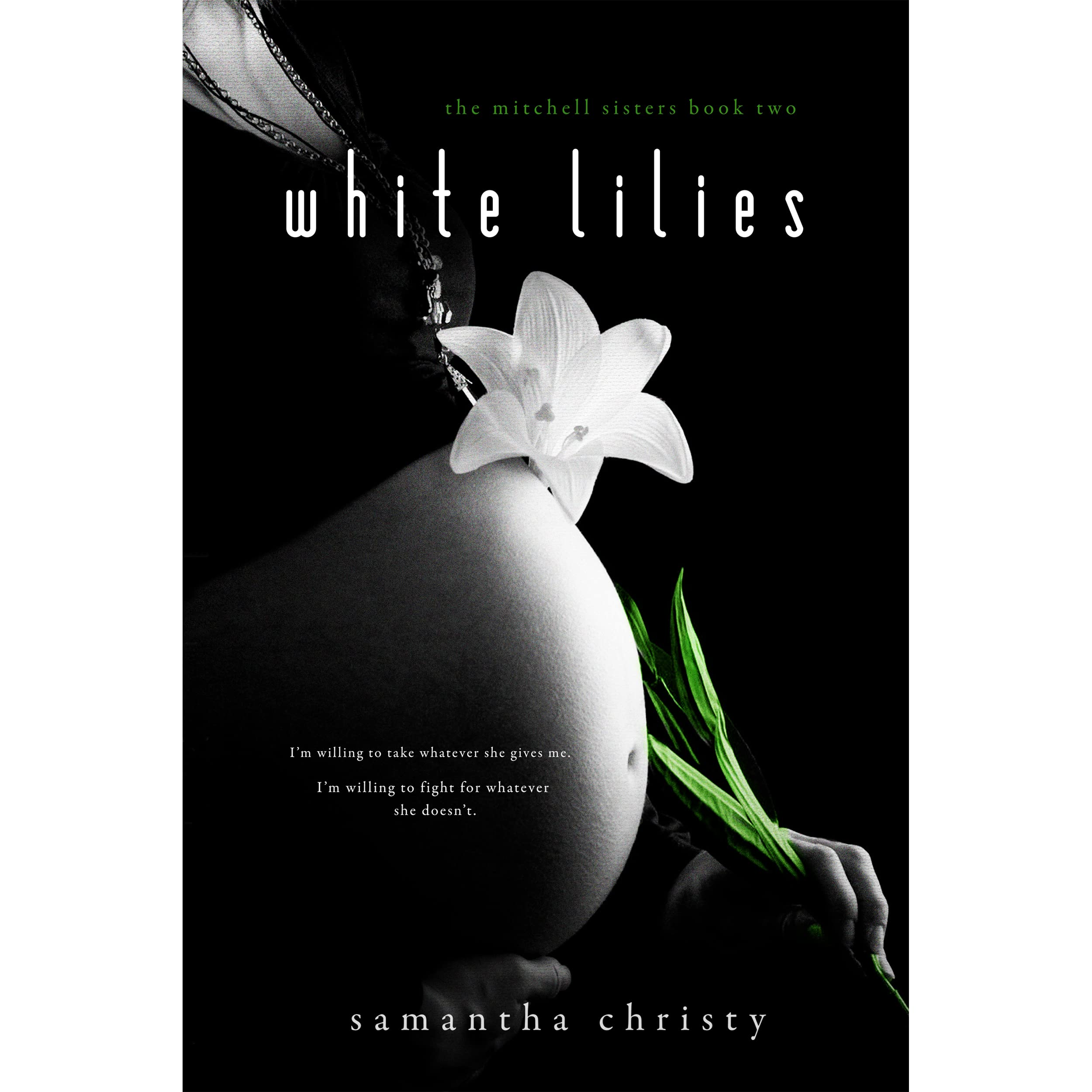 Como Descargar Libros En Goodreads White Lilies The Mitchell Sisters 2 By Samantha Christy