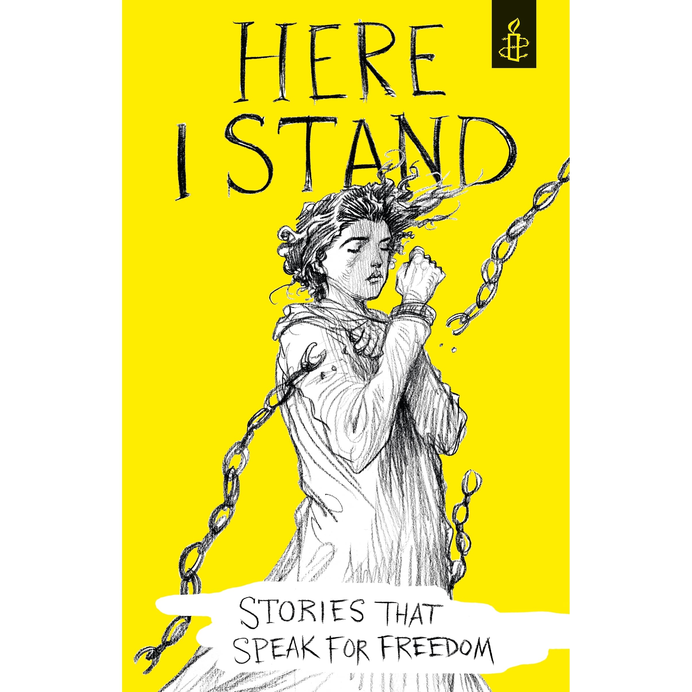 Hat Stand Freedom Here I Stand By Amnesty International Uk