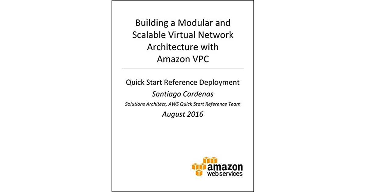 Amazon VPC Architecture by AWS Whitepapers