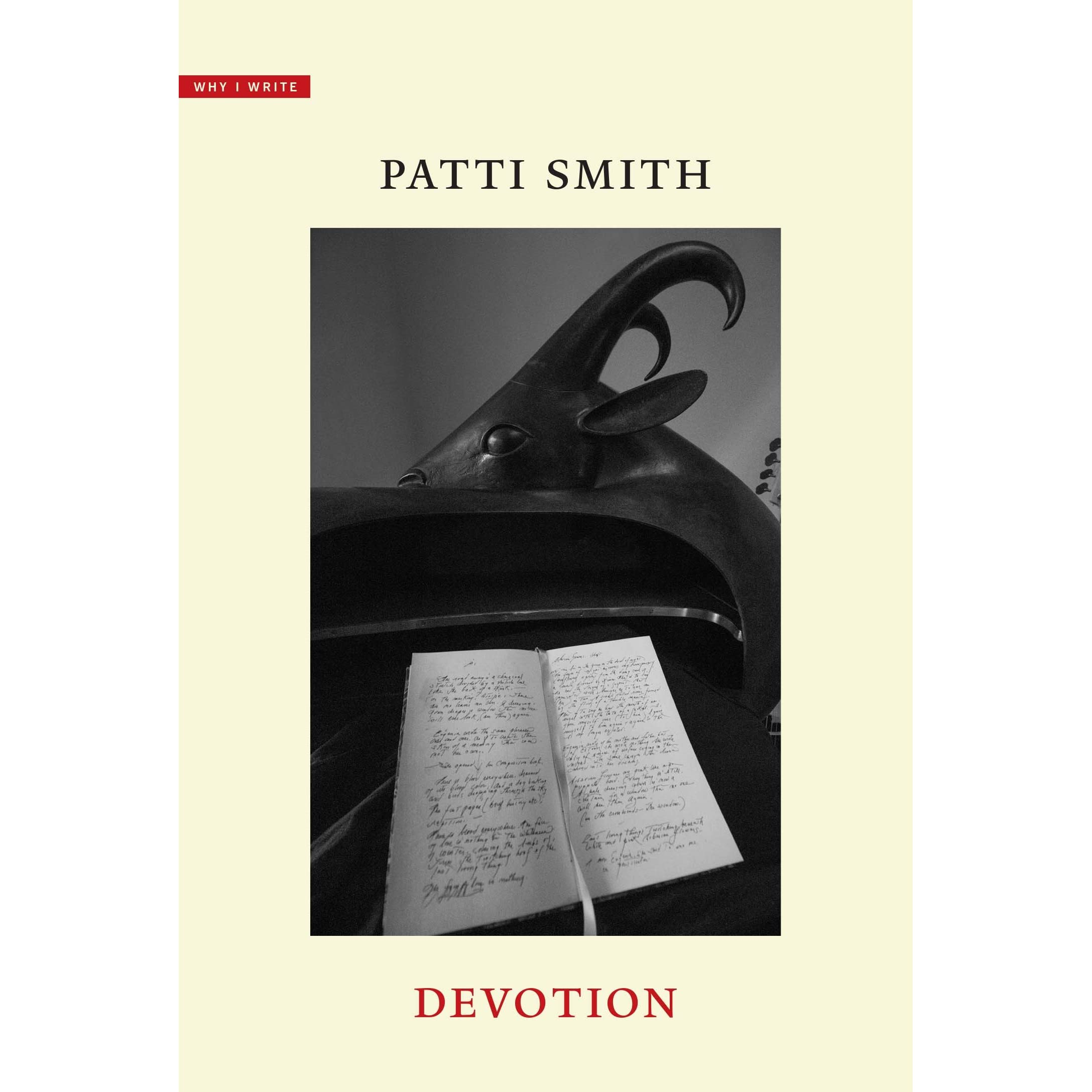 Arte Journal Avis Devotion By Patti Smith
