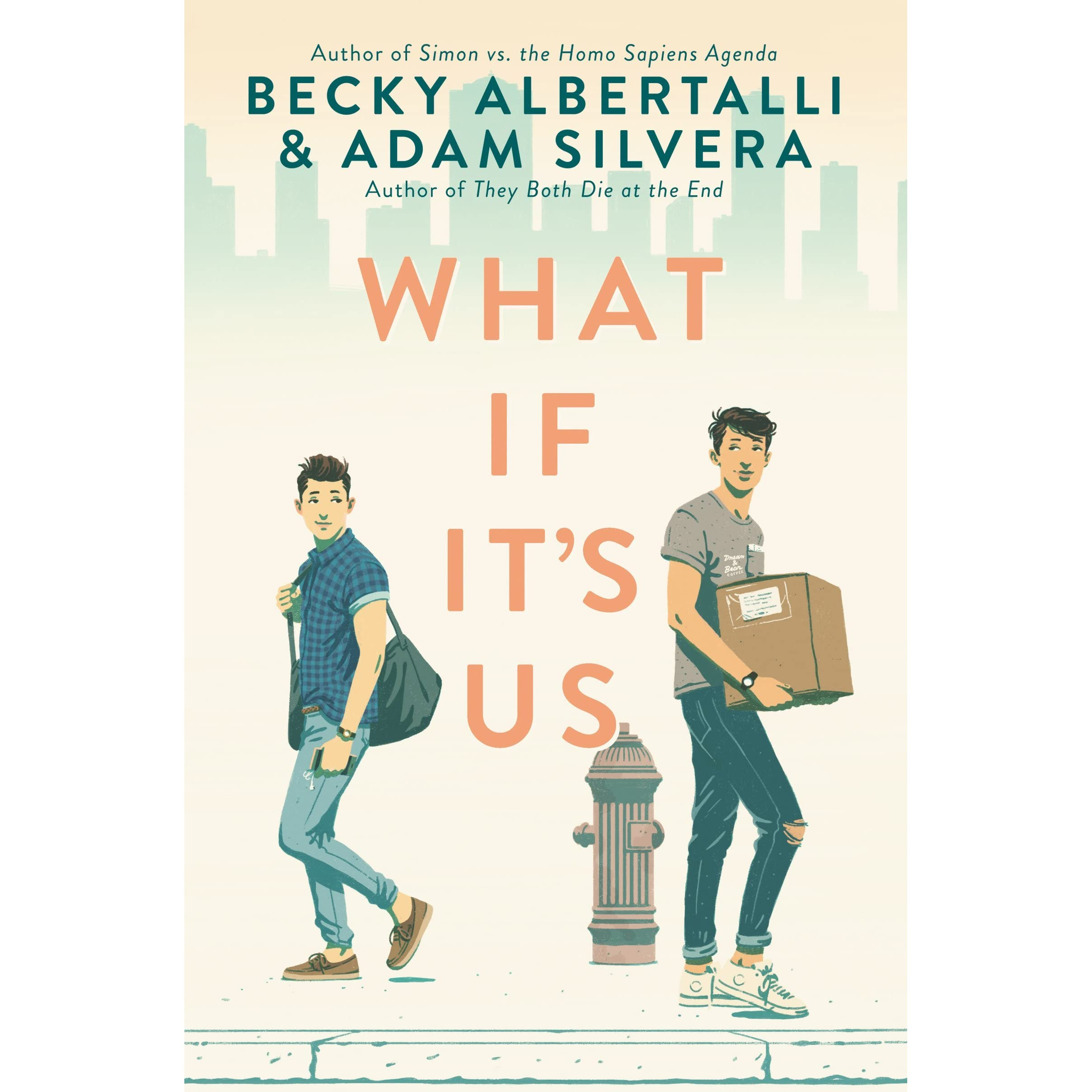 Como Descargar Libros En Goodreads What If It S Us By Becky Albertalli